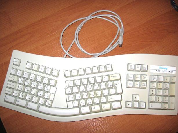 Клавиатура Chicony KB-7906 White PS2