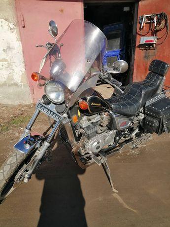 Мотоцикл байкерский Kawasaki KX450T