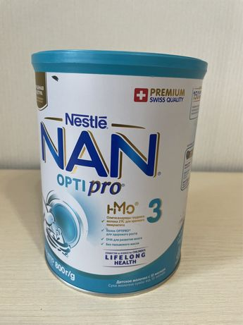 Nan Optipro 3 800 грам