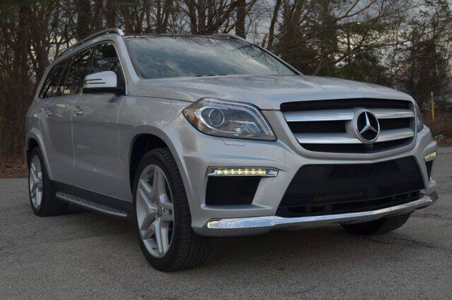 Продам Mercedes-Benz GL 550 2015