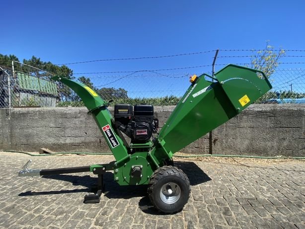 biotriturador estilhador gasolina 15cv arranque eletrico MODELO 2020