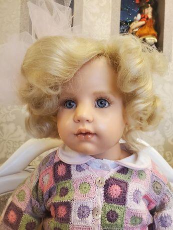 коллекционная кукла от Hildegard Gunzel Елла