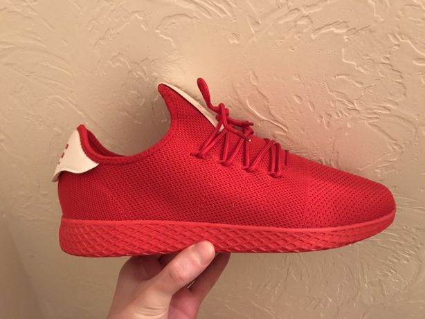 Adidas Pharell Williams Red