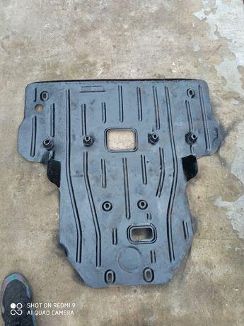 захист мотора mercedes c 200