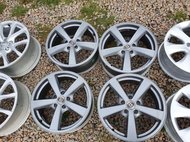 VW GOLF 6.7,TOURAN,audi A3,A4,SEAT LEON,skoda OCTAVIA 7X17 ET38 5X112