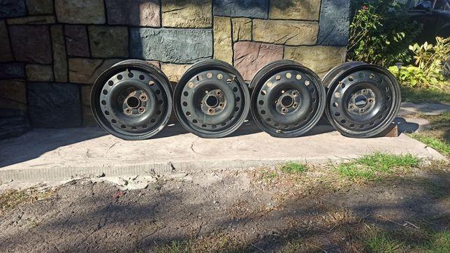 Продам диски железные на Т5 Т6 WV passat b5 caddy  5/120 R16