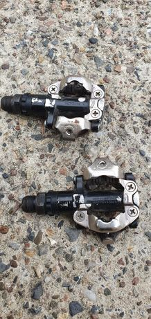 Pedaly shimano spd