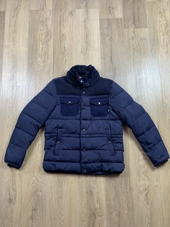 Зимняя куртка Aquascutum x Burberry Л размер