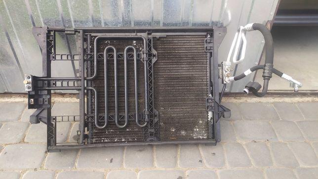 Chłodnica klimatyzacji BMW E39 z kasetą
