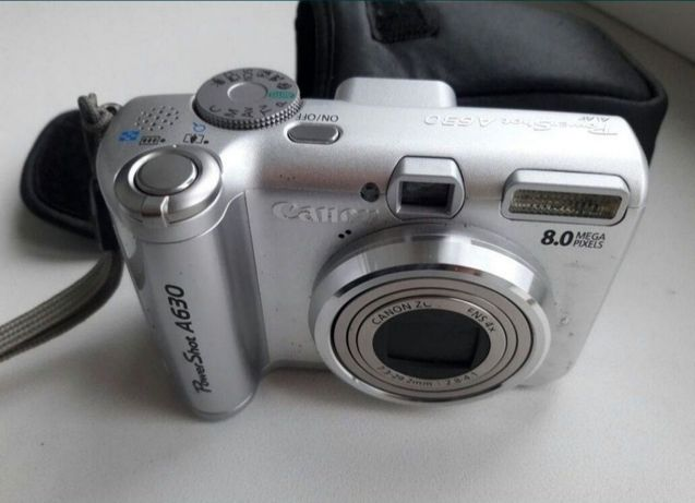 Фотоаппарат Canon A630