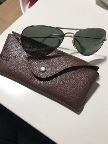 Óculos de sol rayban aviador originais