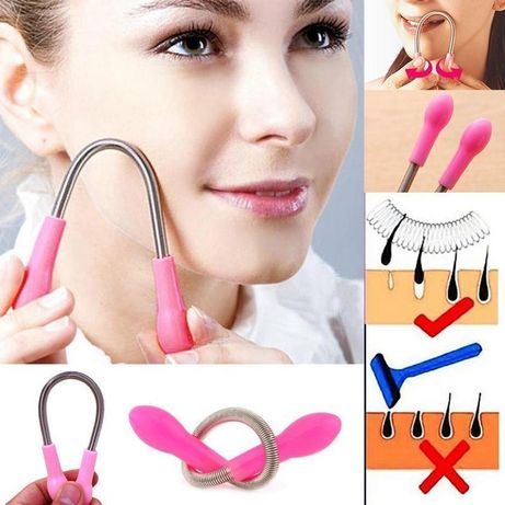 Ручной эпилятор для лица