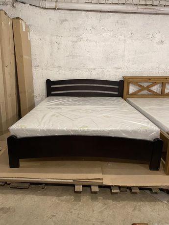 Ліжко. Кровать под ортопедический матрас