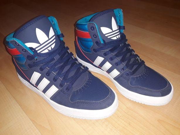 Buty Adidas Court Attitude 38 (Sneakersy/Młodzieżowe)