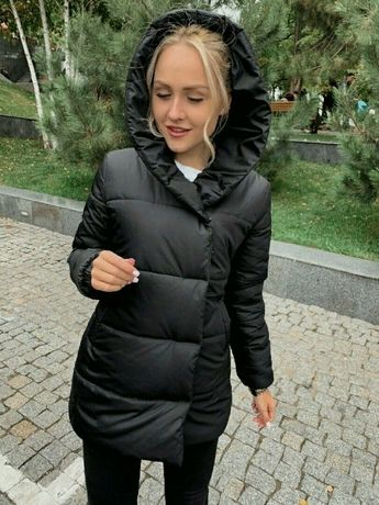 Новинка! Теплая зимняя куртка зефирка)