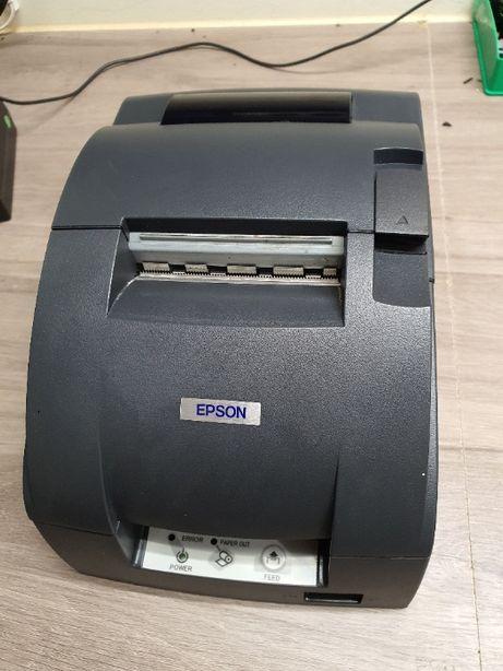 Impressora MATRICIAL POS Epson TM-U220D / M188D - RS232