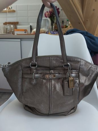 Oryginalna torebka torba coach usa
