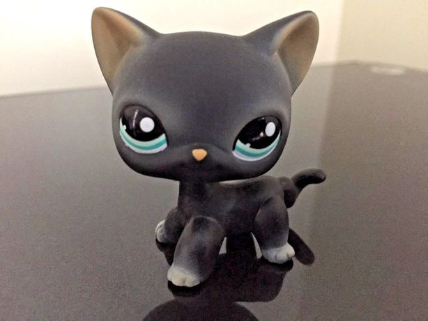 Littlest Pet Shop Lps Figurka Kotek Shorthair Kot