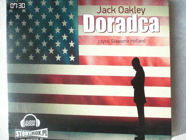 Doradca - Jack Oakley Audiobook na CD audioksiążka