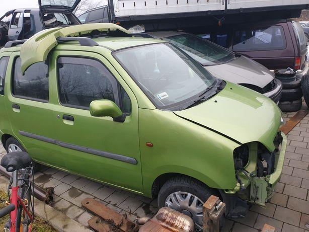 Opel Agila 1.2 części Radomsko
