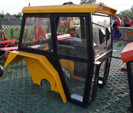 Kabina ciągnikowa do traktora URSUS C330 C360 błotniki z błotnikami