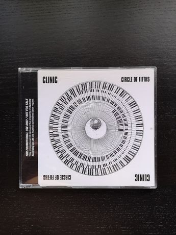 Clinic - Circle of Fifths [Single Colecionador]
