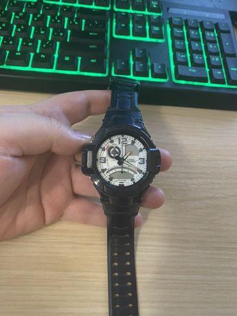 Мужские наручные часы Casio G-Shock GA-1000-2AER оригинал, отл. сост.