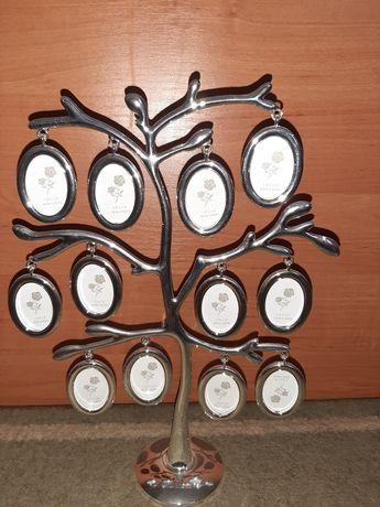 Оригинальный подарок. Родовое дерево. Фоторамки