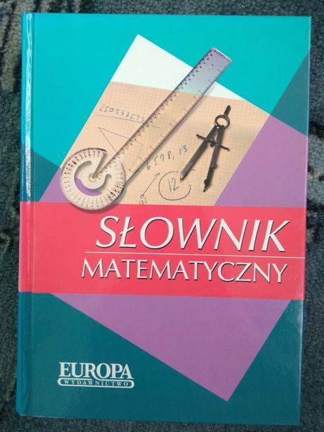 Słownik matematyczny 2003 twarda oprawa super stan! Pomoc szkolna