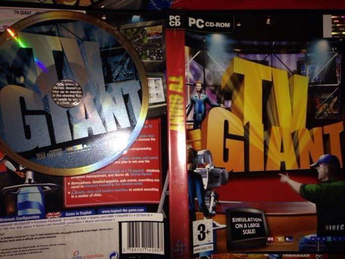 PC| TV Giant Pombal - imagem 1