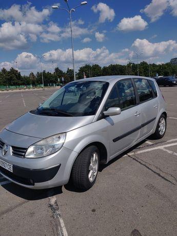 Renault Megan Scenic II.  2 литра, 6-ти ступка, Газ.