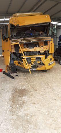 Cabeça de motor daf xf 105