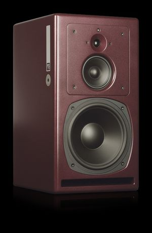 Monitores de estúdio PSI A25m