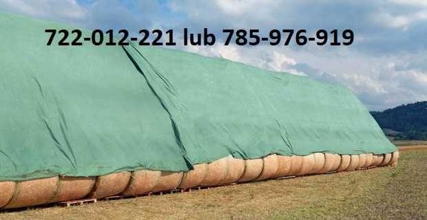 Fliz agrowłóknina sprawdzony sposób na przechowywanie bel siana, słomy