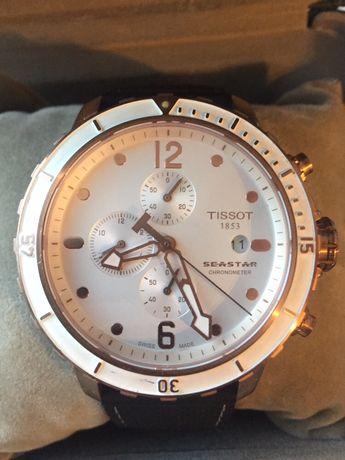 Часы TISSOT seastar chronometer 1853