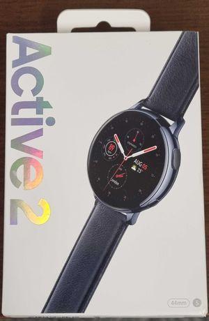 Samsung Galaxy Watch Active 2 44mm stal nierdzewna