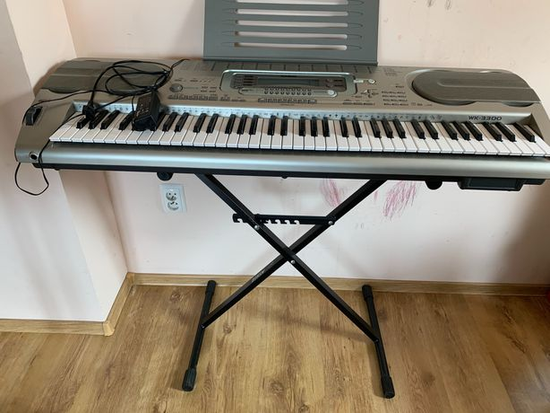 Keyboard CASIO WK-3300
