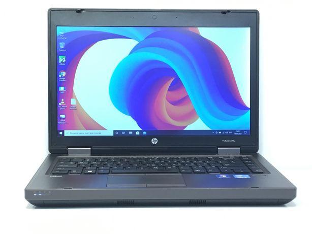 HP Probook 6470B I5-3360M 4Gb 500Gb