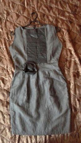 Классическое платье 44 размер.