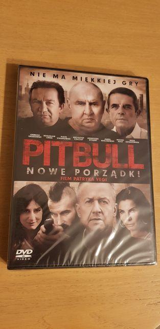 Film dvd Pitbull Nowe porządki