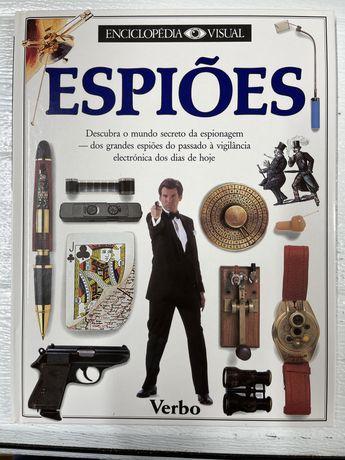 Enciclopédia Visual - Espiões