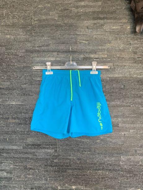 r. 140 cm / NABAIJI krótkie spodenki spodnie kąpielówki