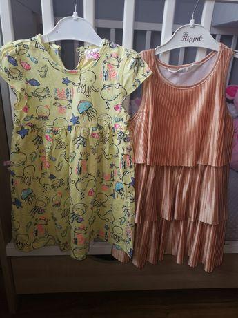 Sukienki, bluzki