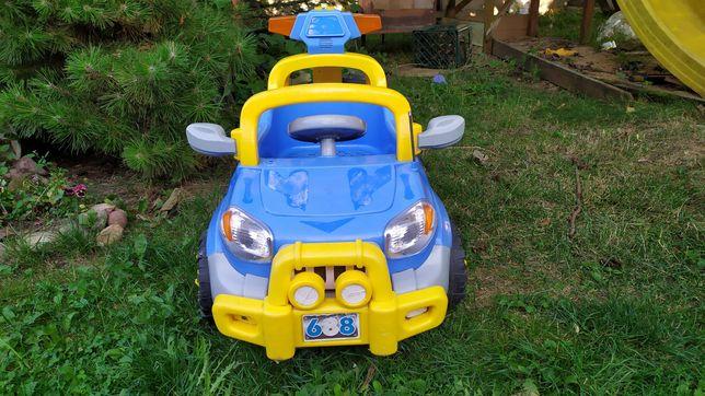 Samochód elektryczny używany