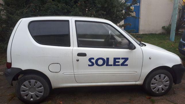 Sprzedam Fiat Seicento Van