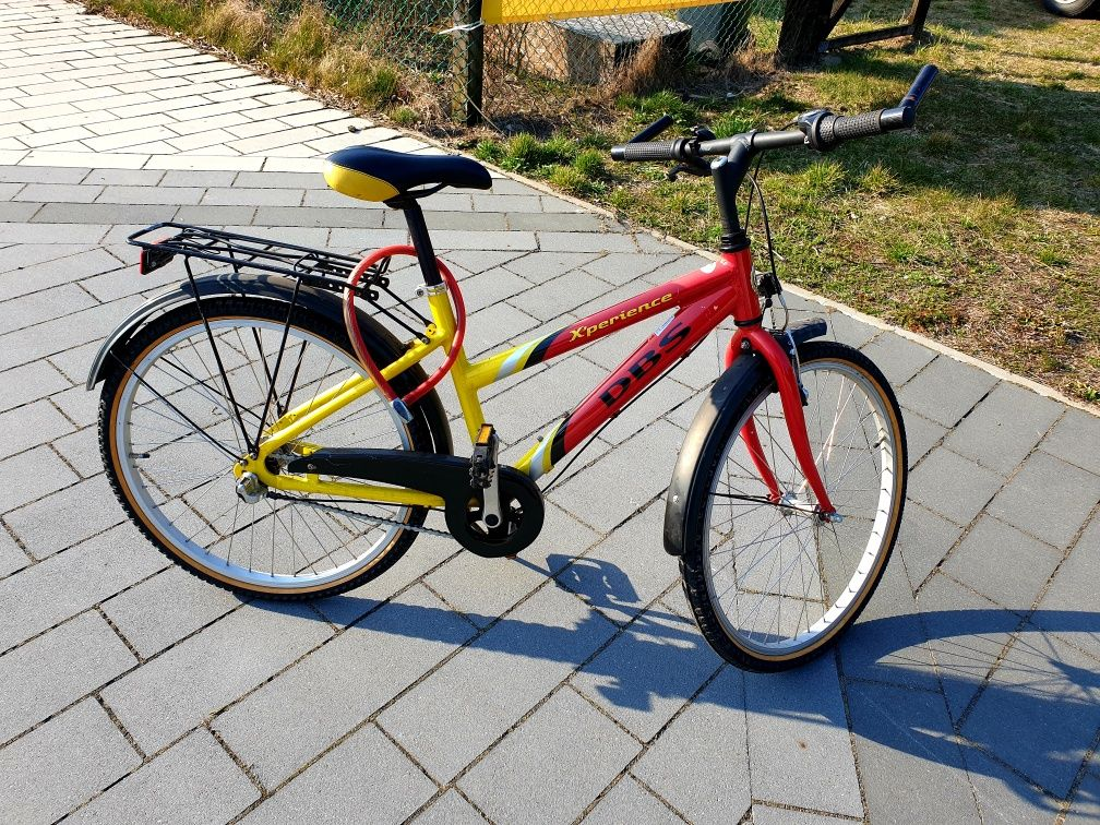 Rower DBS młodzieżowy