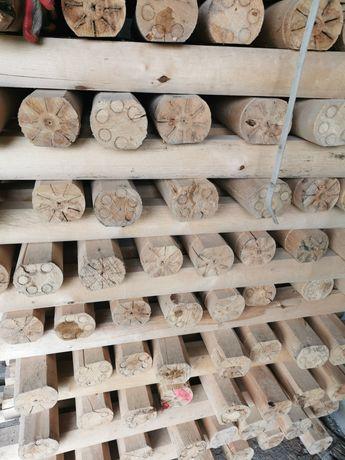 Bale Paliki drewniane