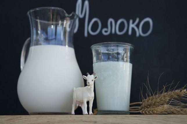 Козье молоко Днепр