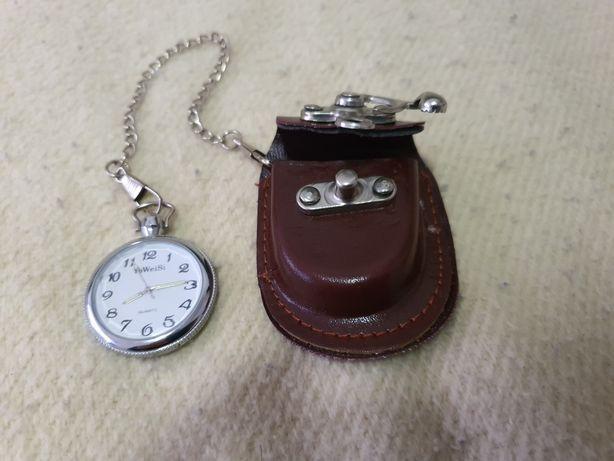 Relógio de bolso vintage Quartz