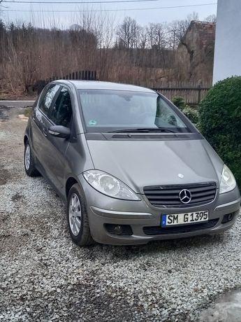 Mercedes A klasa 1.5 benzyna  2005 r